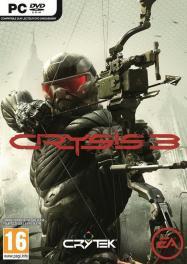 Обложка Crysis 3