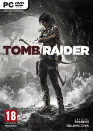 Обложка Tomb Raider (2013)