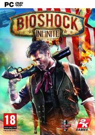 Обложка Bioshock Infinite
