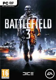 Обложка Battlefield 3