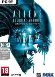 Обложка Aliens: Colonial Marines