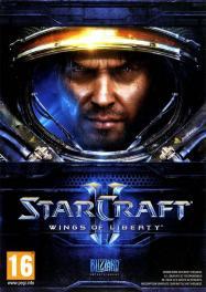 Обложка Starcraft II: Wings Of Liberty