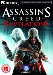 Обложка Assassin's Creed: Revelations