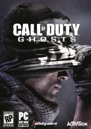 Обложка Call Of Duty: Ghosts