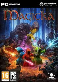 Обложка Magicka