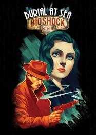 Обложка BioShock Infinite: Burial at Sea - Episode One