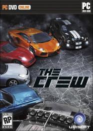 Обложка The Crew
