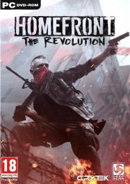 Обложка Homefront: The Revolution