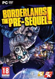 Обложка Borderlands: The Pre-Sequel