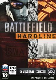 Обложка Battlefield: Hardline