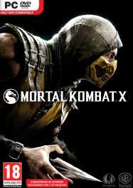 Обложка Mortal Kombat X