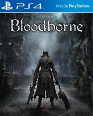 Обложка Bloodborne