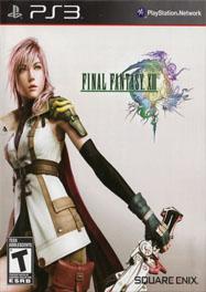 Обложка Final Fantasy XIII