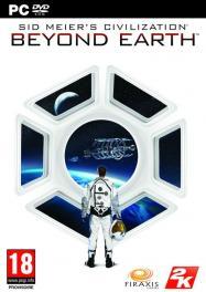 Обложка Civilization: Beyond Earth