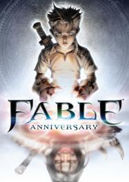 Обложка Fable Anniversary