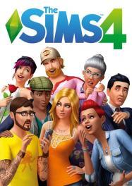 Обложка The Sims 4