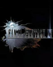 Обложка Final Fantasy XV
